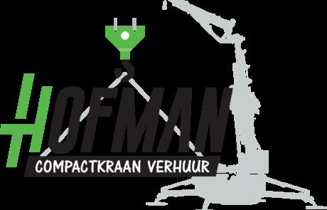 Hofman Compactkraan Verhuur